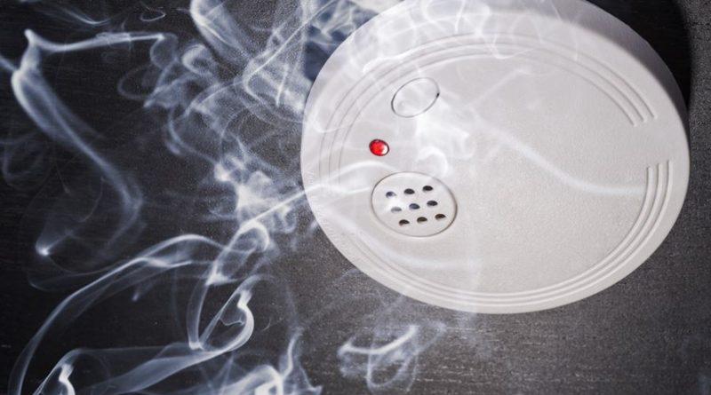 Autonominiai dūmų detektorius