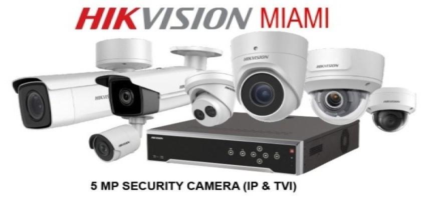 Hikvizion vaizdo stebėjimo sistemos